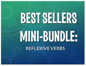 Best Sellers:  Basic Spanish Reflexive Verbs