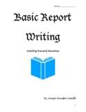 Basic Report Writing Book