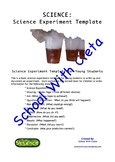 Basic Science Experiment Templates For Young Students