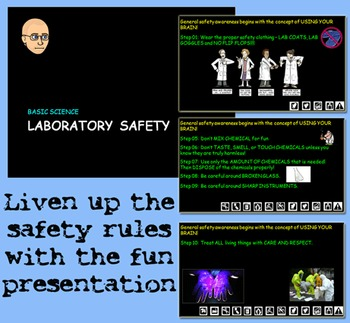 Basic Science (Lab Safety)