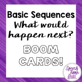Basic Sequences - Boom Cards™️