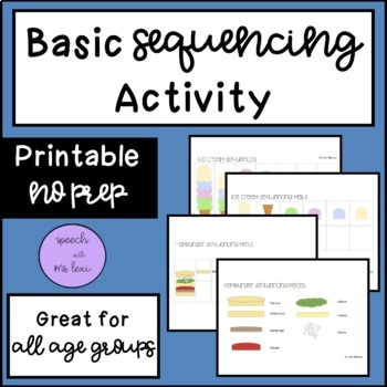 Basic Sequencing Activity!