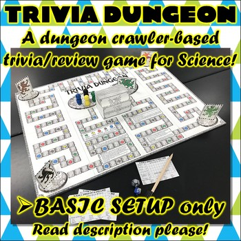 Trivia Dungeon: Basic Setup