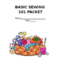 Basic Sewing 101 Packet