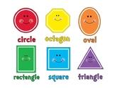 Basic Shape Chart