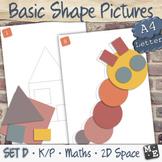 2D SHAPE MANIPULATION Circle Rectangle Square Triangle Pic