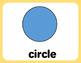 Basic Shapes Flash Cards - Online ESL - VIPKID