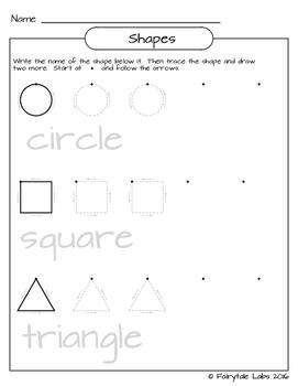 Basic Shapes Pack