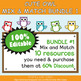 Basic Shapes Poster & Flashcards in Owl Theme - 100% Editble