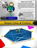 Basic Shapes: Shapes, Lines, and Vertices