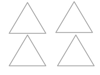 Basic Shapes Tracing Practice for Pre-School and Pre-K Students
