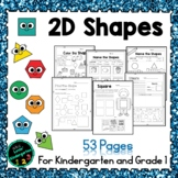 Basic Shapes for Kindergarten and Grade 1