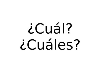 Basic Signs for Your Spanish 1 Classroom