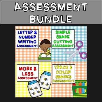 Basic Skills Assessment Bundle