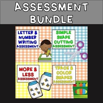 Basic Skills Assessment Bundle