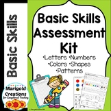 Basic Skills Assessment Kit