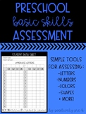 Preschool Assessment Tools
