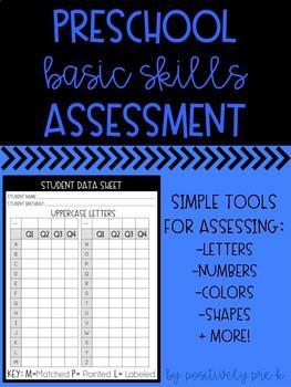 Preschool Assessment Tools