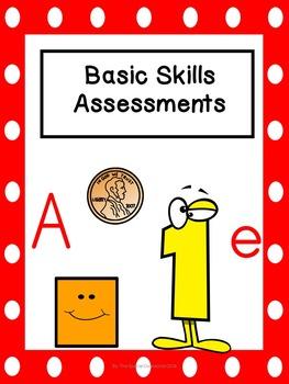 Basic Skills Assessments