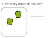 Basic Skills Binder - Counting