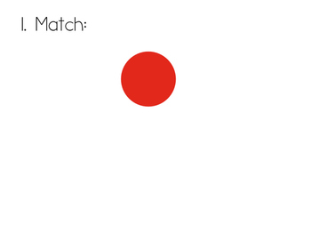 Basic Skills Binder - Matching