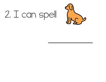 Basic Skills Binder - Spelling