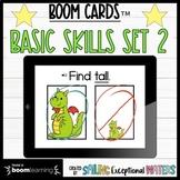 Math Skills Boom Card™ Bundle
