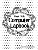 Basic Skills Computer Lapbook - Digital Citizenship