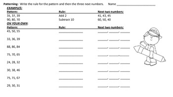 Basic Skills Grab and Do Worksheets for 2nd and 3rd Grade--Set 3