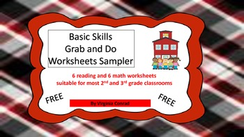 Basic Skills Grab and Do Sampler