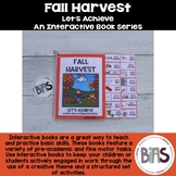 Basic Skills Interactive Book Fall Theme (Let's Achieve Series)