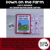 Basic Skills Interactive Book Farm Theme (Let's Achieve Series)