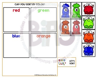 Basic Skills Interactive Book Monster Theme (Let's Achieve Series)