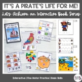 Basic Skills Interactive Book Pirate Theme (Let's Achieve Series)