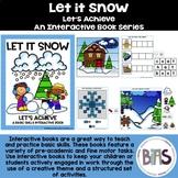 Basic Skills Interactive Book Snow Theme (Let's Achieve Series)