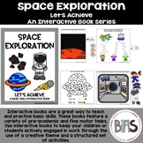 Basic Skills Interactive Book Space Exploration Theme (Let