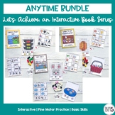 Basic Skills Interactive Books Anytime Bundle (Let's Achie