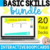Basic Skills Math Intervention & Remediation Practice   BO