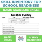 Basic Skills Inventory