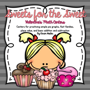 Basic Skills Math Centers: Sweets for the Sweet