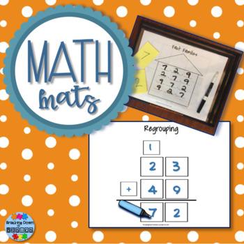 Basic Skills Math Mats