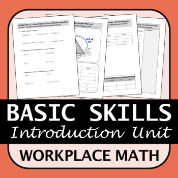 Basic Skills Math Unit