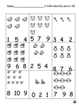 Basic Skills Packet for Early Learners