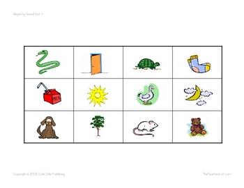 Basic Skills Printables - PreK K Reading Math Worksheets and Centers