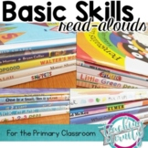 Basic Skills Read Alouds and Comprehension Activities