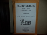 SMART KIDS GIFTED MATERIALS TASK CARDS   SET OF 73 CARDS