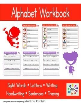 Basic Skills Workbook - Preschool Kindergarten Primary - A