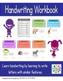 Basic Skills Workbook - Preschool Kindergarten Primary - Handwriting
