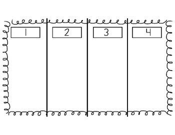 Basic Sorting Pack [Counting, Number Identification, Alphabet, Colors]