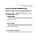 Basic Spanish 1 Reading Practice